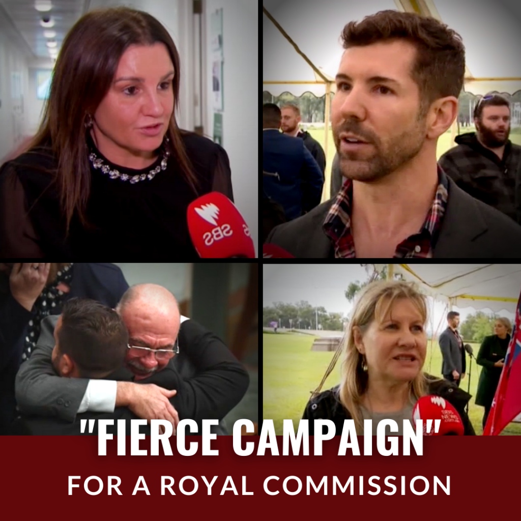 Call for royal commission (4)